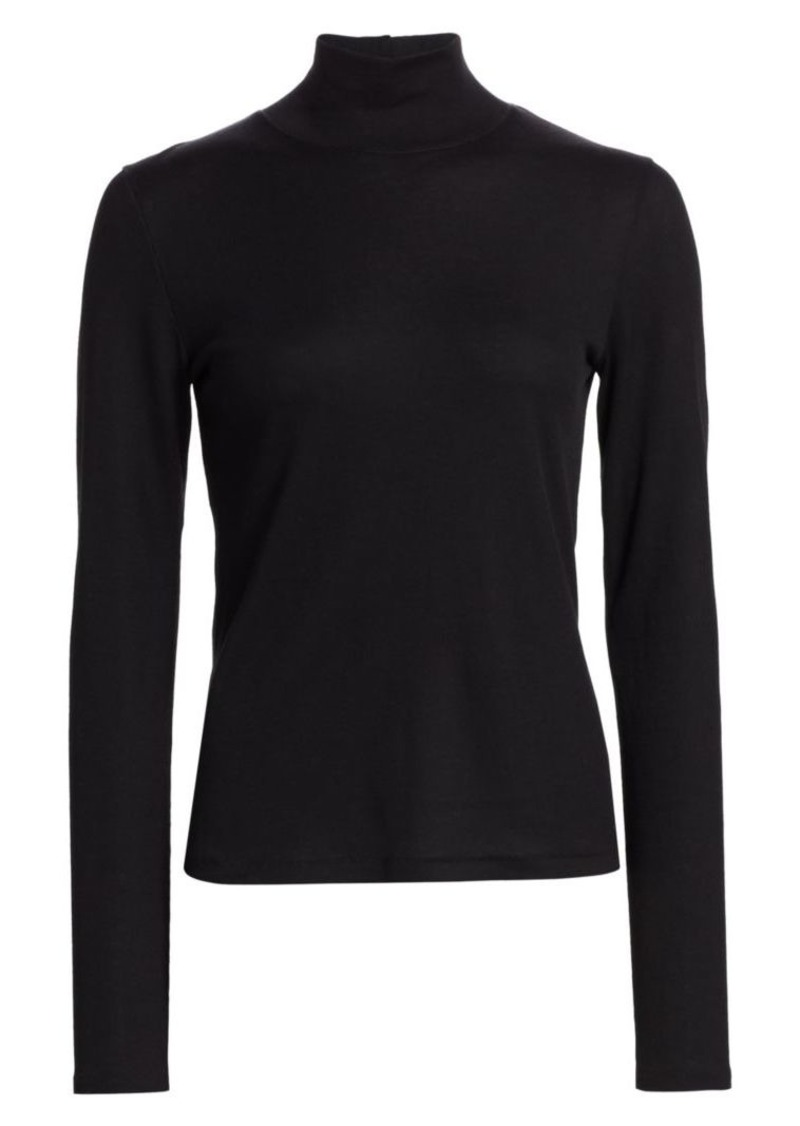 rag & bone Kari Ribbed Turtleneck