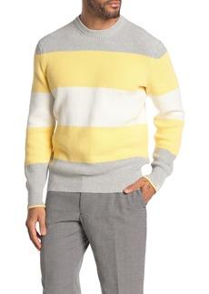 rag & bone Kirke Colorblock Stripe Pullover Sweater