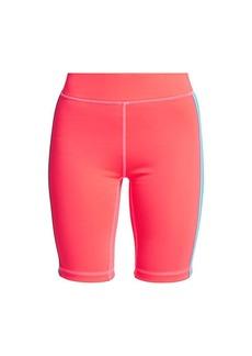 rag & bone Lady Slim-Fit Bike Shorts