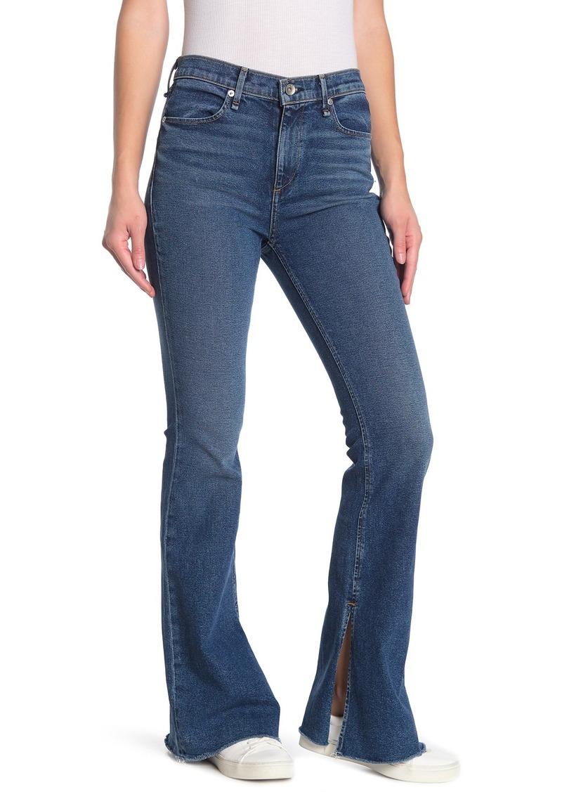 rag & bone Lau Wide Leg Jeans