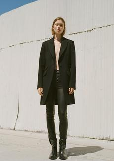 LEATHER AME PANT