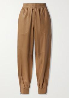 rag & bone Leather Track Pants