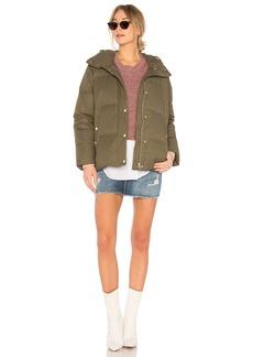 Leonard Puffer Coat