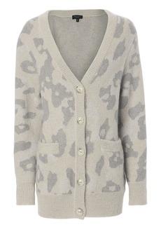 Rag & Bone Leopard Cardigan