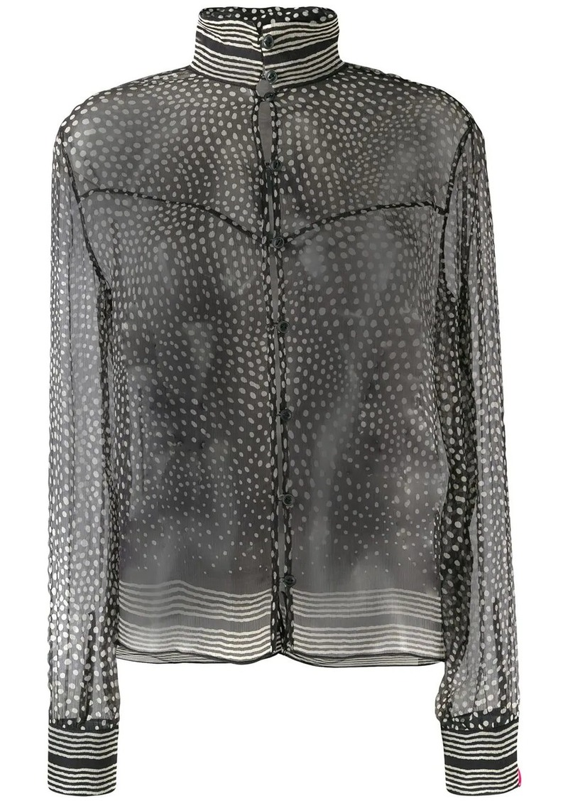 rag & bone Libby blouse