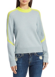 rag & bone Logan Striped Cashmere Sweater