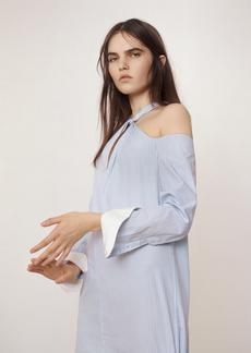 LONG SLEEVE COLLINGWOOD DRESS
