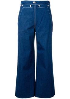 Rag & Bone loose flared jeans