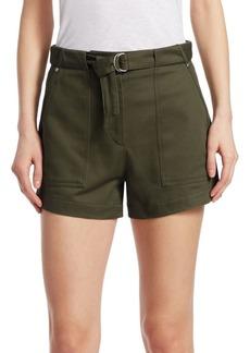 Rag & Bone Lora Belted Shorts