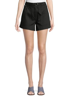 rag & bone Lora Belted Twill Shorts