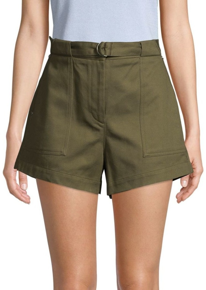 rag & bone Lora High-Waisted Shorts