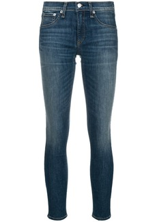 Rag & Bone low rise skinny jeans