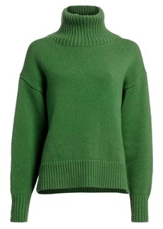 rag & bone Lunet Wool Turtleneck