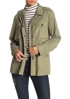 rag & bone Utility Pocket Zip Front Jacket