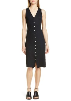 rag & bone Mac Ribbed Tank Dress