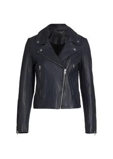 rag & bone Mack Leather Moto Jacket