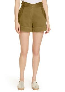 Rag & Bone Mandy High Waist Shorts