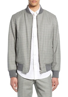 rag & bone Manston Reversible Cotton & Wool Bomber Jacket