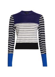rag & bone Marissa Contrast Stripe Sweater