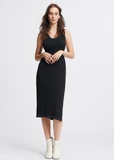 rag & bone MARLON TANK DRESS