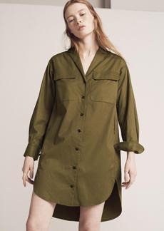 MASON SHIRT DRESS