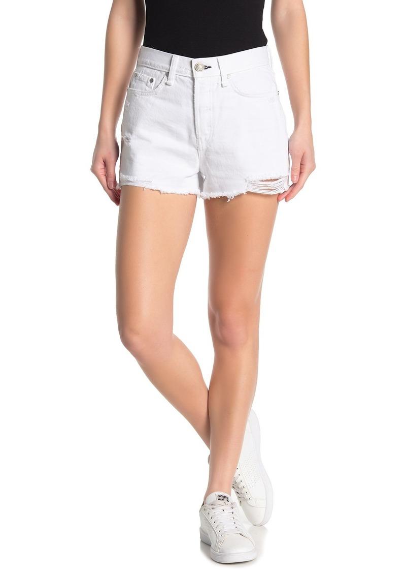 rag & bone Maya High Waisted Shorts