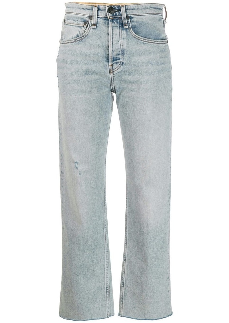 rag & bone Maya jeans