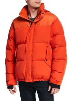 rag & bone Men's Bubble Puffer Jacket