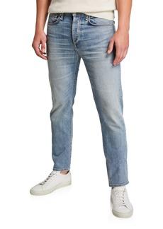 rag & bone Men's Fit 2 Light-Wash Jeans