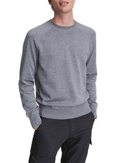 rag & bone Men's Harlow Wool-Cashmere Crew Sweater
