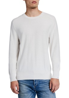 rag & bone Men's Lance Crewneck Cotton Sweater