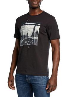 rag & bone Men's Exclusive NYC Photo Graphic T-Shirt