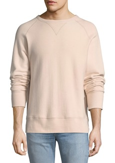 Rag & Bone Men's Racer Cotton Sweatshirt