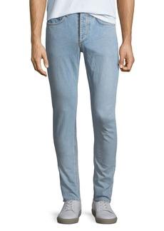 Rag & Bone Men's Standard Issue Fit 1 Slim-Skinny Jeans  Montauk Blue