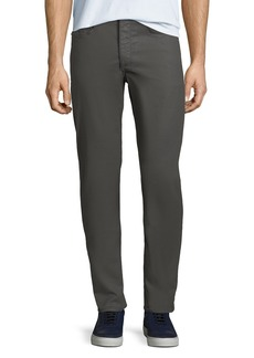 Rag & Bone Men's Standard Issue Fit 2 Mid-Rise Relaxed Slim-Fit Chino Pants  Gray