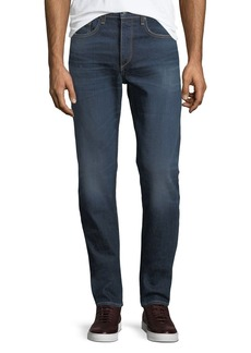 rag & bone Men's Standard Issue Fit 2 Mid-Rise Relaxed Slim-Fit Jeans  Worn Ace