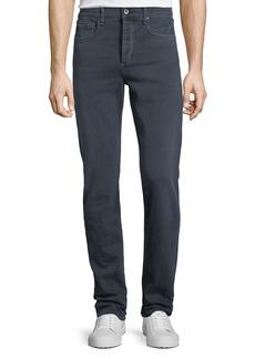 Rag & Bone Men's Standard Issue Fit 3 Loose-Fit Straight-Leg Jeans  Navy Blue