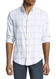 Rag & Bone Men's Tomlin Fit 2 Flannel Shirt