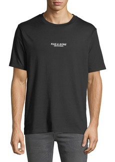 Rag & Bone Men's Universal Logo T-Shirt