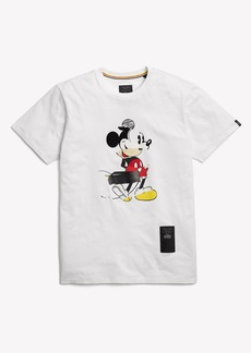 Rag & Bone MICKEY COLLAGE TEE