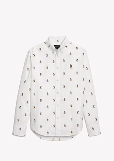 Rag & Bone MICKEY FIT 2 TOMLIN SHIRT