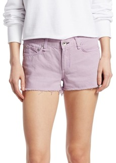 Rag & Bone Mid-Rise Cut-Off Shorts