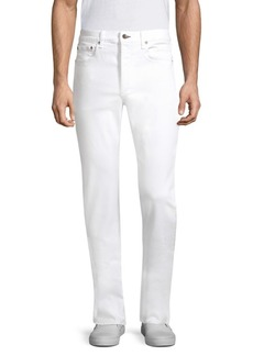 rag & bone Fit 2 Slim-Fit White Jeans