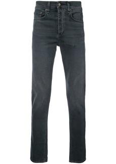 rag & bone Minna straight leg jeans