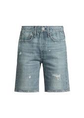 rag & bone Miramar Cotton Shorts