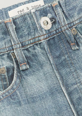 rag & bone Miramar Printed Cotton-jersey Shorts