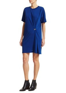 Rag & Bone Mitchell Cinched Shirtdress