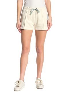 rag & bone Molly Stripe Drawstring Shorts