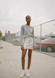 Rag & Bone MOSS LEATHER SKIRT