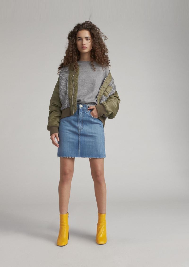 68d467f9c Rag & Bone MOSS SKIRT | Skirts